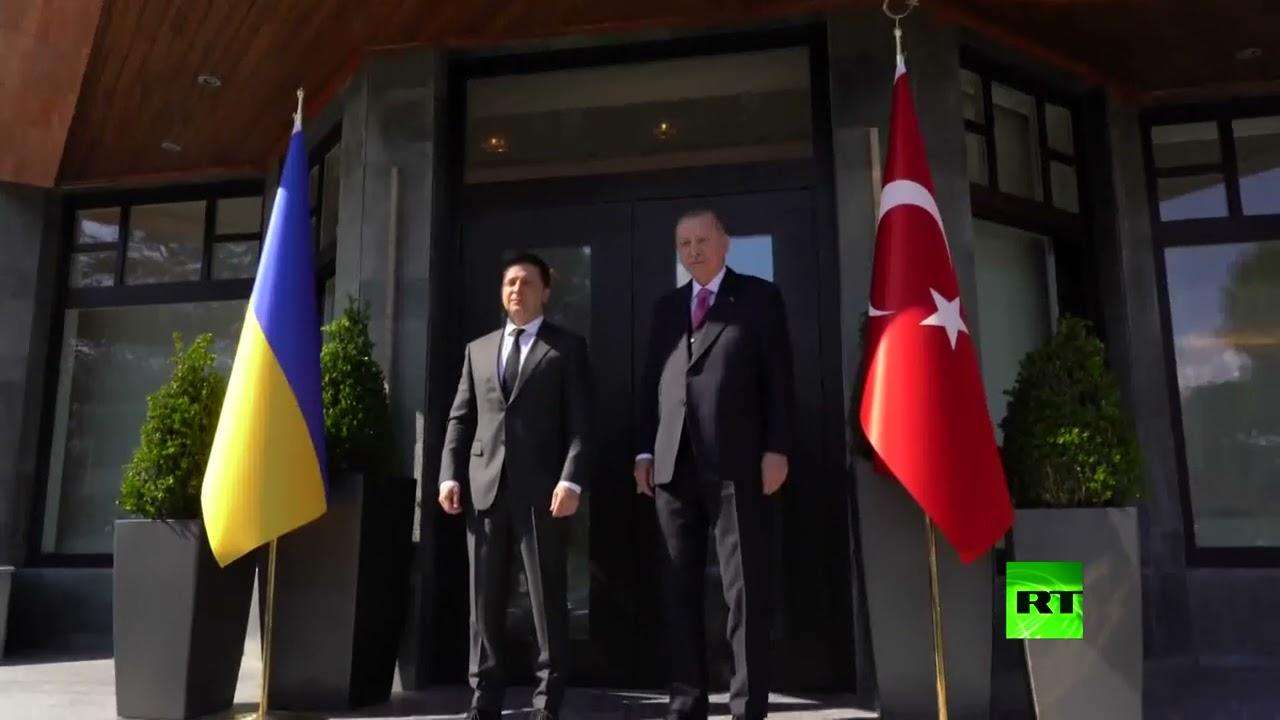 أردوغان يستقبل نظيره الأوكراني زيلينسكي في اسطنبول  - نشر قبل 45 دقيقة