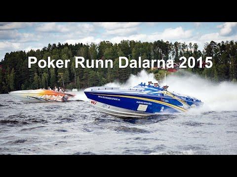 Poker Runn Dalarna 2015