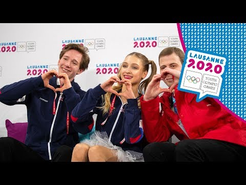 Best Moments from the Winter Youth Olympic Games | Lausanne 2020