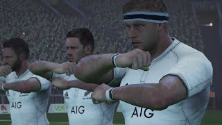 Rugby Challenge 3 (PS4) South Africa v New Zealand
