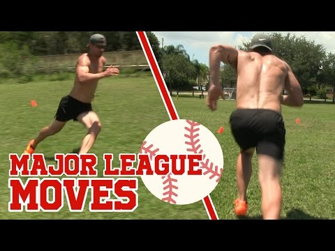 Best Conditioning Drills for Baseball Move like a Major League Player