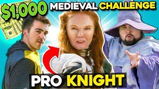 Professional Knights DESTROY Regular People In Medieval Games