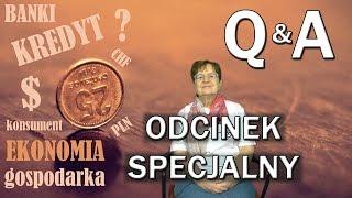 Q&A (pytania i odpowiedzi) - Ekonomia dla każdego #30