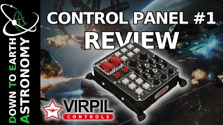 Buttons, Buttons ALL THE BUTTONS - Control Panel 1 Review
