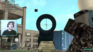 Phantom Forces #2 🔴 Best MOMENTS (New Steel II) Roblox English - Willgold86