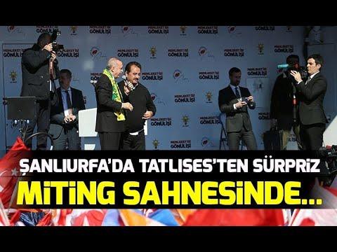 SON DAKİKA! Başkan Erdoğan'a İbrahim Tatlıses'ten sürpriz!