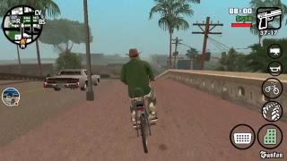 My Grand Theft Auto: San Andreas Stream