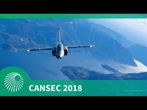 CANSEC 2018: Leonardo Aircraft full spectrum training offered