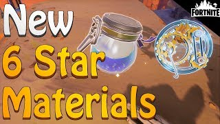 FORTNITE - Rare 6 Star Materials For New Zone After Twine Peaks? (Opening More Llamas)