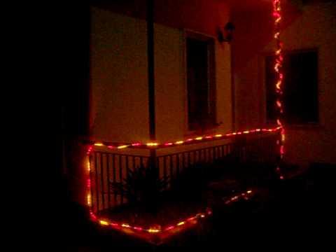 Luci natalizie di casa mia youtube - Luci di emergenza casa ...
