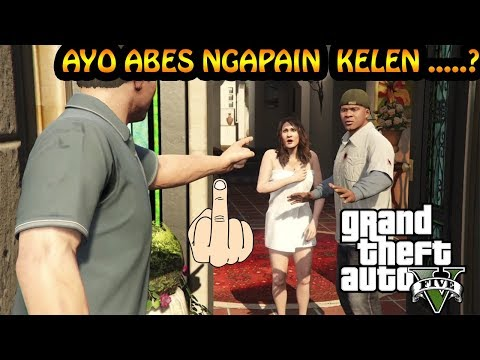 GTA V -misi marriage counseling #8