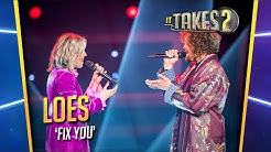 Loes Haverkort & Marcel Veenendaal - Fix You | It Takes 2 FINALE