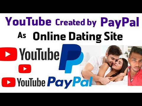 Dating sites betaler med paypal