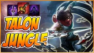 Parkour Style | TALON JUNGLE | El Ezio De La Grieta | League Of Legends | SeVenJungle