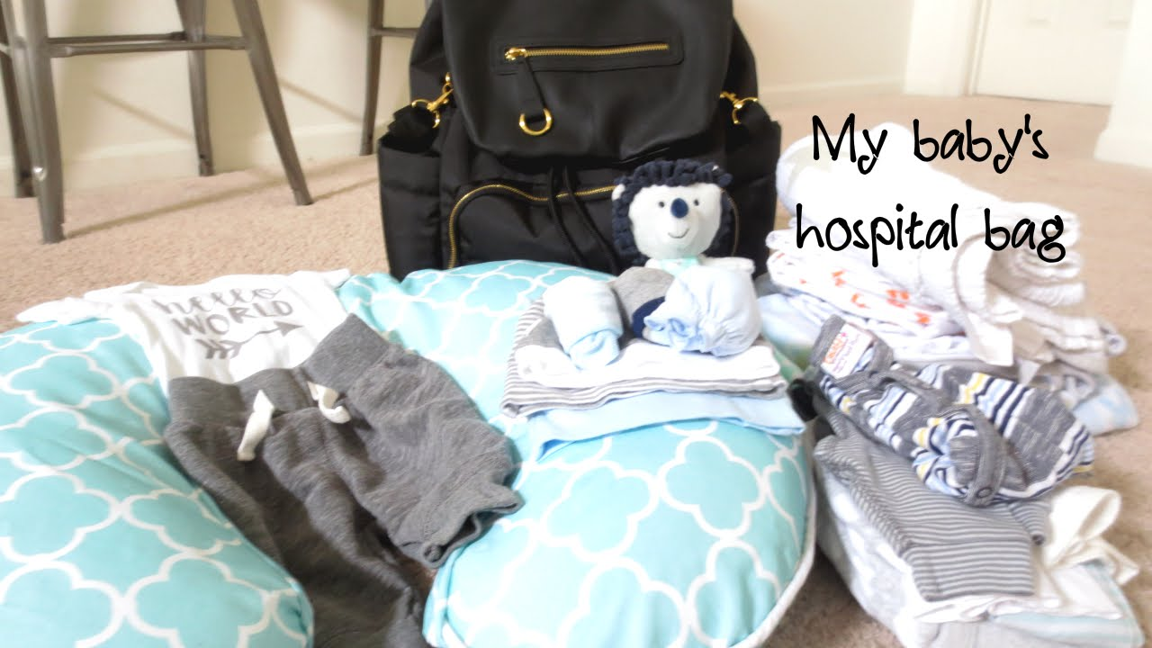 What S In My Baby Hospital Bag
