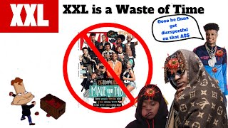 The XXL Freshman List is a WASTE of TIME!! (I'm Moderately On That A$$!)