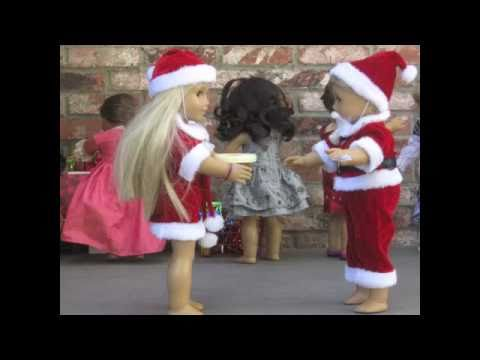 The Hollyberries - I Wanna Go Surfin' With Santa - Surf Christmas Music