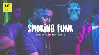 (free) Old School Boom Bap type beat x Hip Hop instrumental | 'Smoking Funk' prod. by TONY HOP BEATS