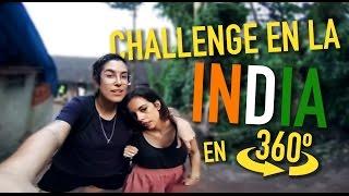 Challenge en la India VR Experience | YellowMellow