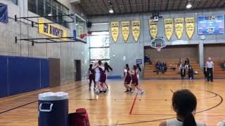 Mae Basketball Game, March 17, 2018 thumbnail