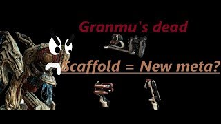 Warframe Scaffold is the new AMP meta against Eidolon Teralyst 6s Shield down SOLO