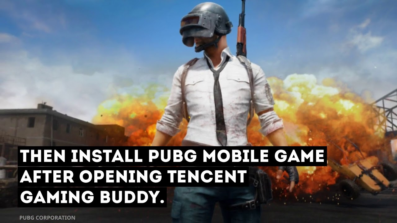 How to download pubg on laptop without bluestacks