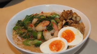 Spicy Noodle Soup (One pot meals)