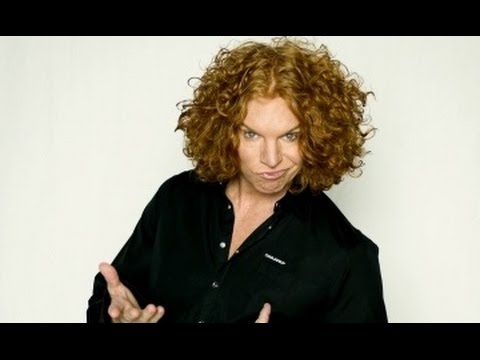 Scott Thompson  Carrot Top Exclusive Life Story   Oprah  Leno  Letterman