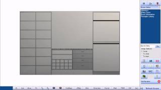 Designing Closets In Cabinet Pro