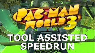 [TAS] Pac-Man World 3 in 1:30:25