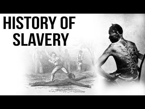 History of Slavery दासता का इतिहास Know about origin of slave trade & reasons for its expansion