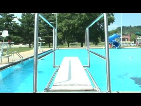 Athens City Pool Is Feeling The Effects Of Cool Summer Weather