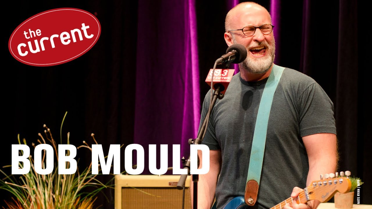 Bob Mould - two songs in the Forum at MPR (2011)