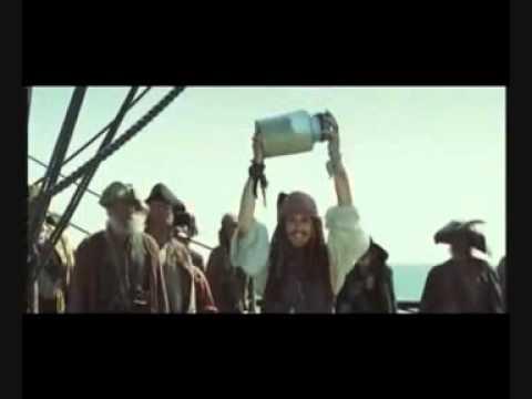 Le bocal de Terre du Capitaine Jack Sparrow (extrait de pirates des caraïbes 2)