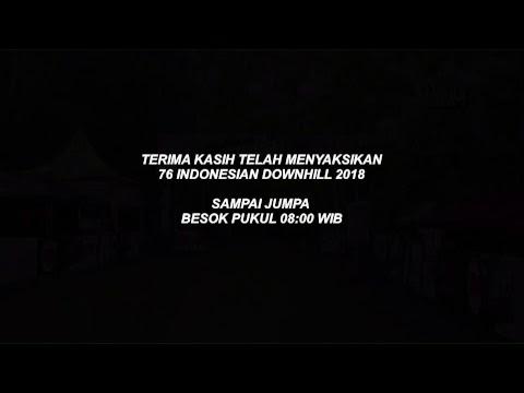 76 Indonesian Downhill 2018 Seri 1 - Bukit Hijau Bikepark Imogiri 21 April 2018