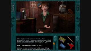 Nancy Drew: The Haunted Carousel- Part 2: Riddles