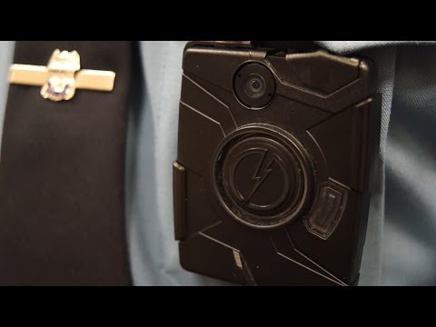 MPD Releases Preliminary Draft of Body Camera Policy