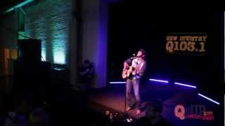 Beers With Jesus | Something To Do With My Hands | Thomas Rhett | Q'd Up Concert Series