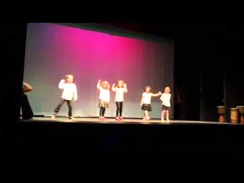 Brooklyn Music School recital June 2015