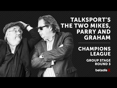 Champions League Group Stage Three Preview - The Two Mikes