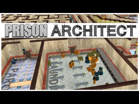 Prison Architect - Hidden 3D Mode! - Easter Egg