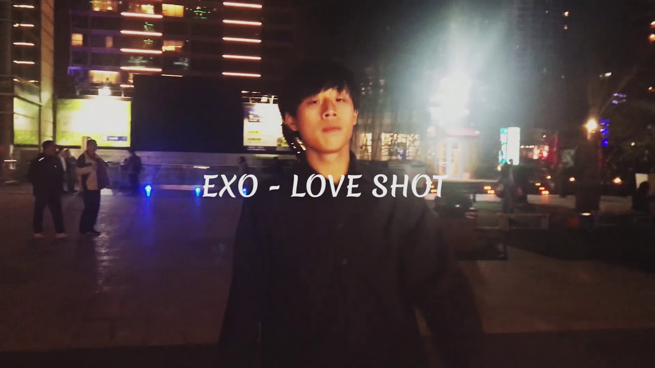 【KPOP IN PUBLIC】 EXO - LOVE SHOT Dance Cover