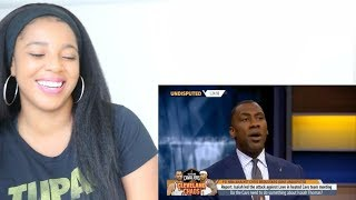 SHANNON SHARPE FUNNIEST DEBĄTES OF ALL TIME | Reaction