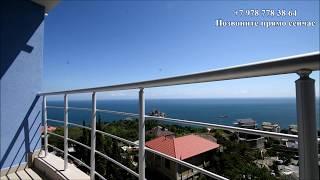 Недвижимость в Гурзуфе | Квартира с видом на море