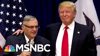 Ex-Pres. Trump On Trial? Why It's Not Biden's Call | The Beat With Ari Melber | MSNBC