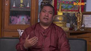 Bodhi TV : Samyak Sawal : Prof. Dr. Naresh Man Bajracharya