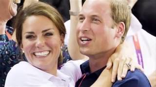 8 Times Prince William and Kate Middleton showed PDA