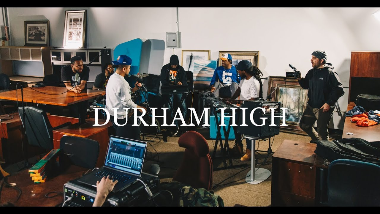 G YAMAZAWA + Durham High - 2019 NPR Tiny Desk