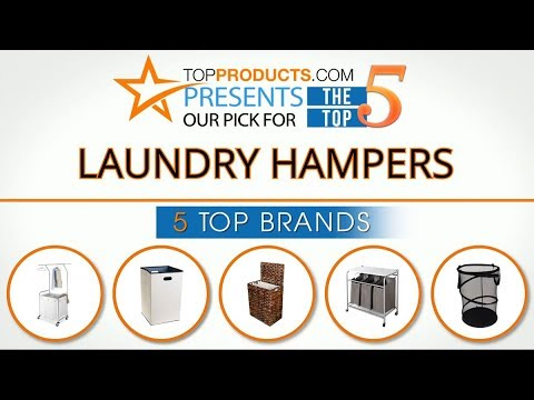 Best Laundry Hamper Reviews 2017 – How to Choose the Best Laundry Hamper