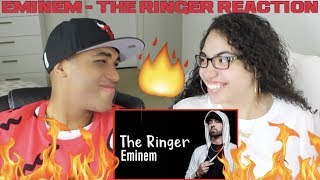 MY DAD REACTS TO Eminem - The Ringer REACTION